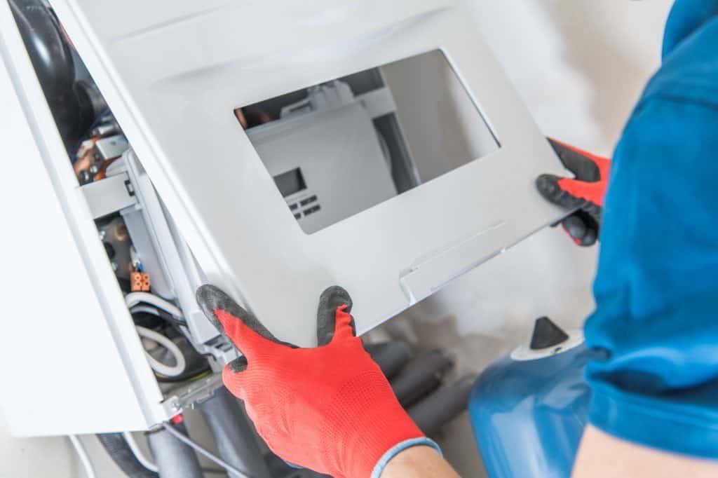 Repair Central Gas Heater