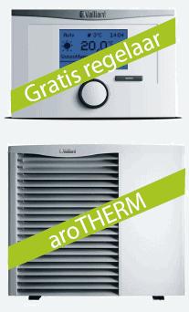 Vaillant aroTHERM warmtepomp VWL 55/3