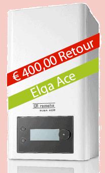 Remeha Elga Ace warmtepomp 4,0 kW