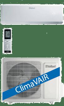 climaVAIR exclusive airco 2,5kW